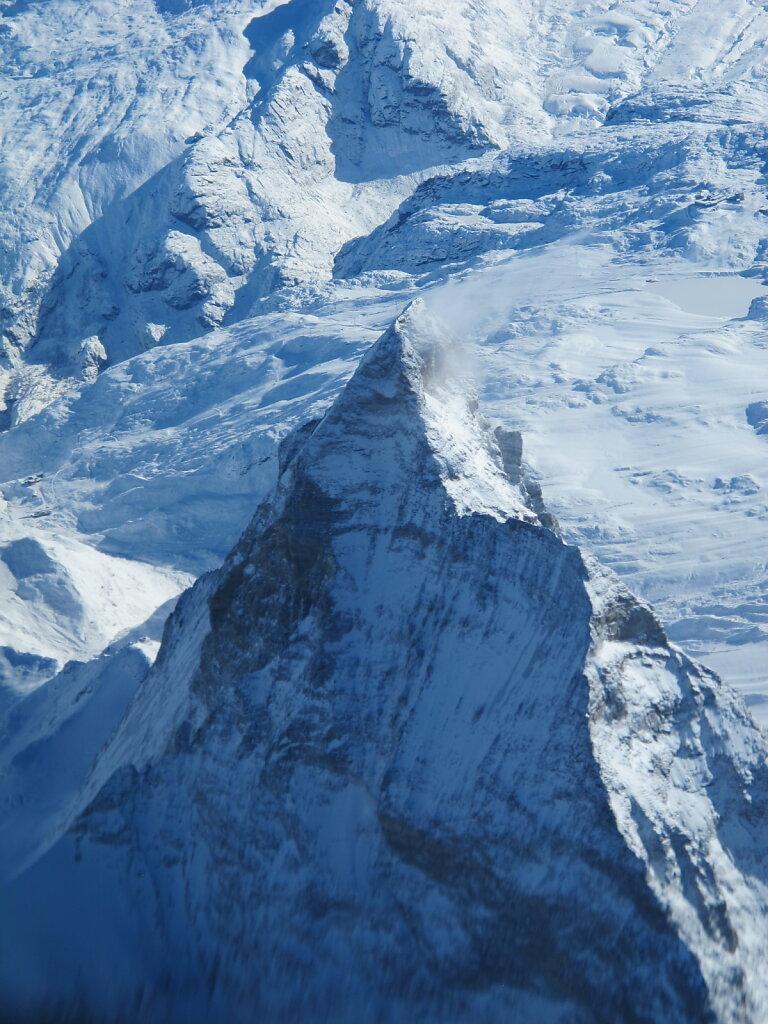 29.10.2012 Lyon - München | Matterhorn