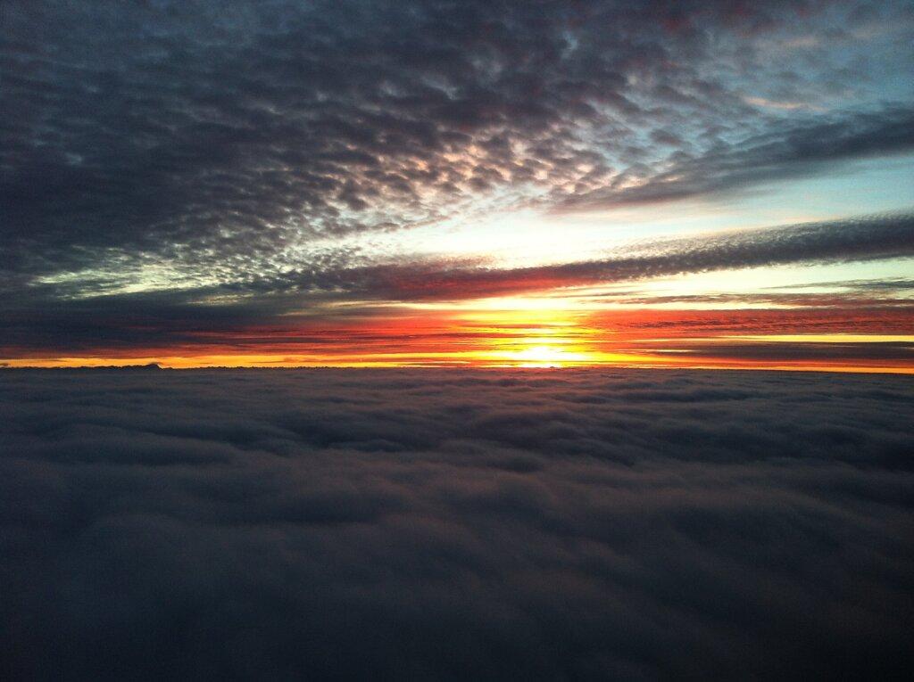 07.01.2013 Nürnberg - München | Sunset