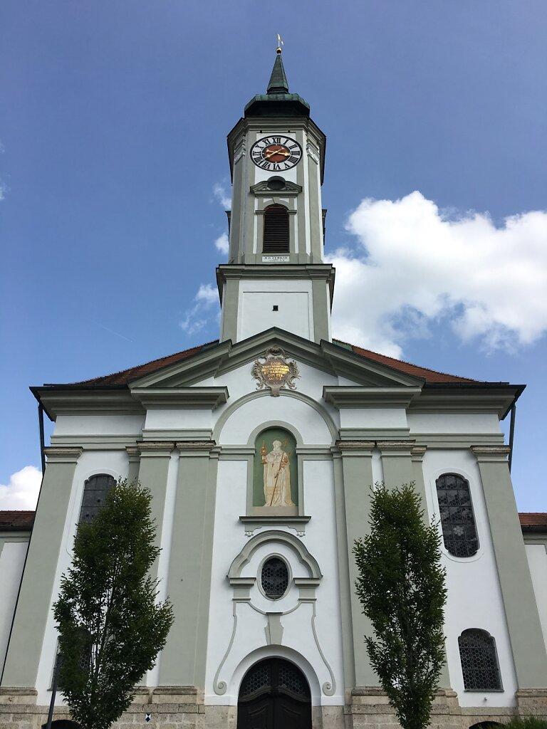 21.08.2017 Kloster Schäftlarn