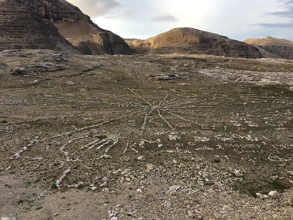 14.08.2018 Noch mehr Kunst am Berg