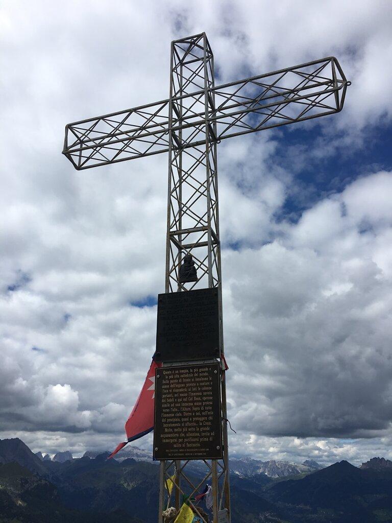 15.08.2018 Cime di Col Rean