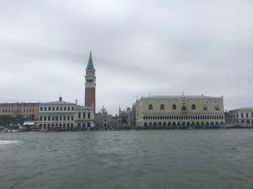26.08.2018 Abschied von Venedig