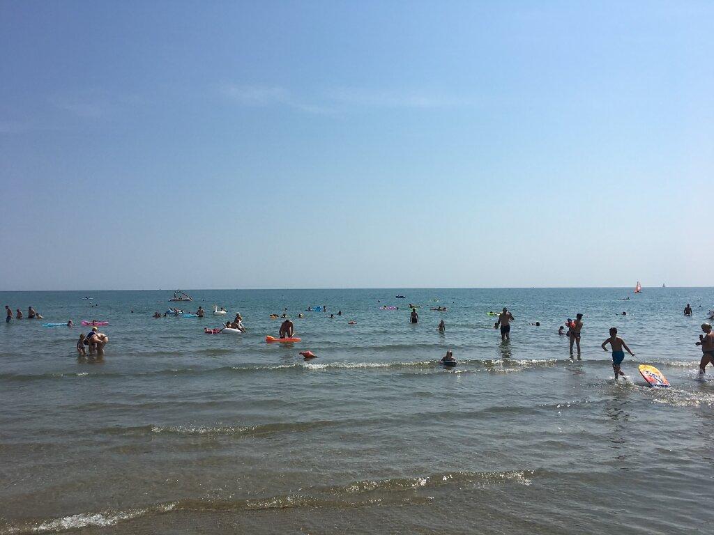 23.08.2018 Das Meer :-)