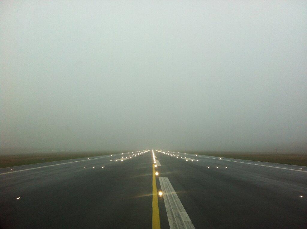 12.11.2012 Nürnberg - München | Runway in's Nichts