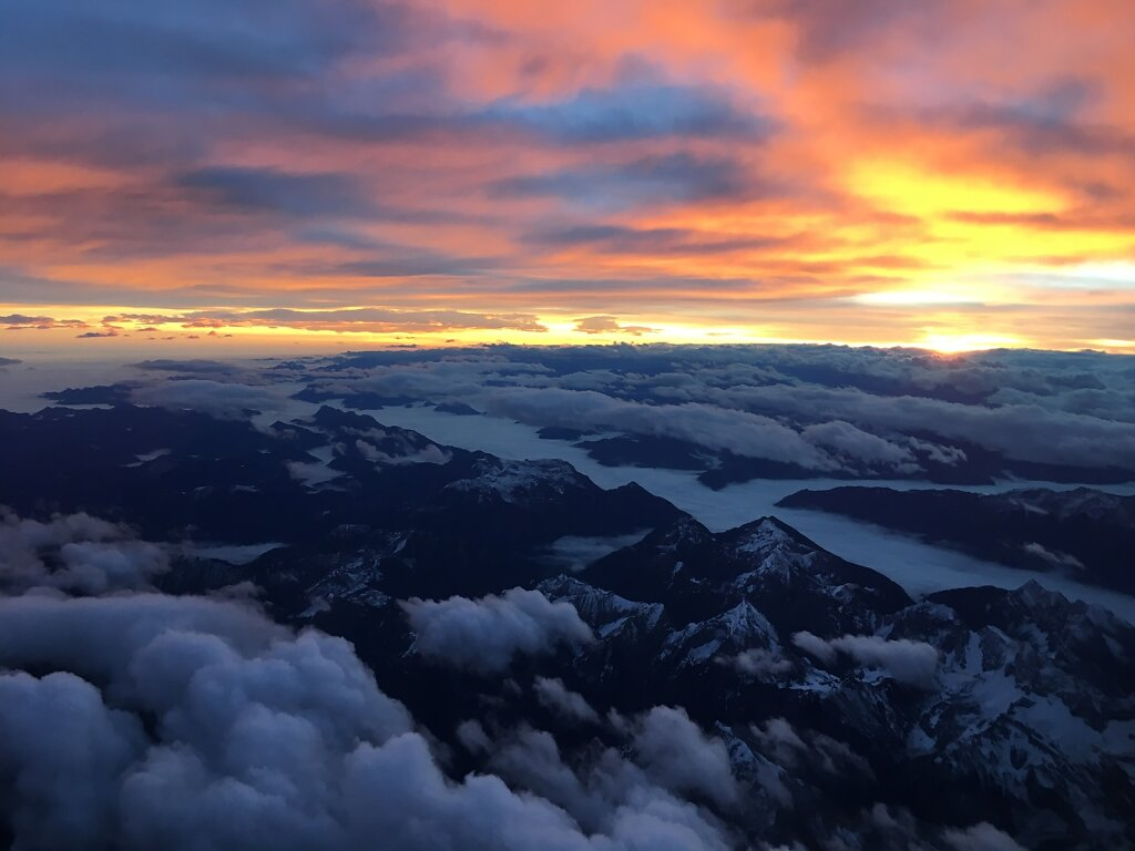 29.10.2018 Ancona - München   Sunrise 2