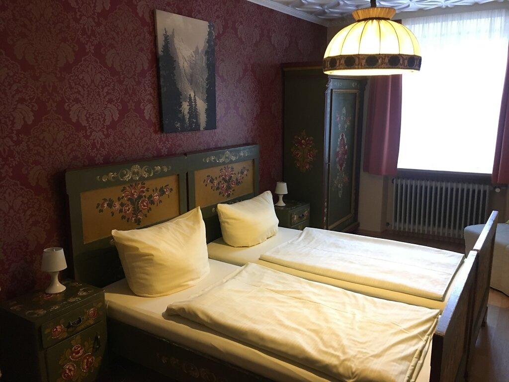 21.08.2017 Neumodisches Hotel in Wolfratshausen