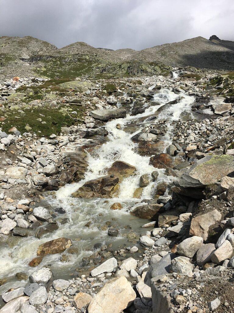 09.08.2018 Wasser aus dem Berg