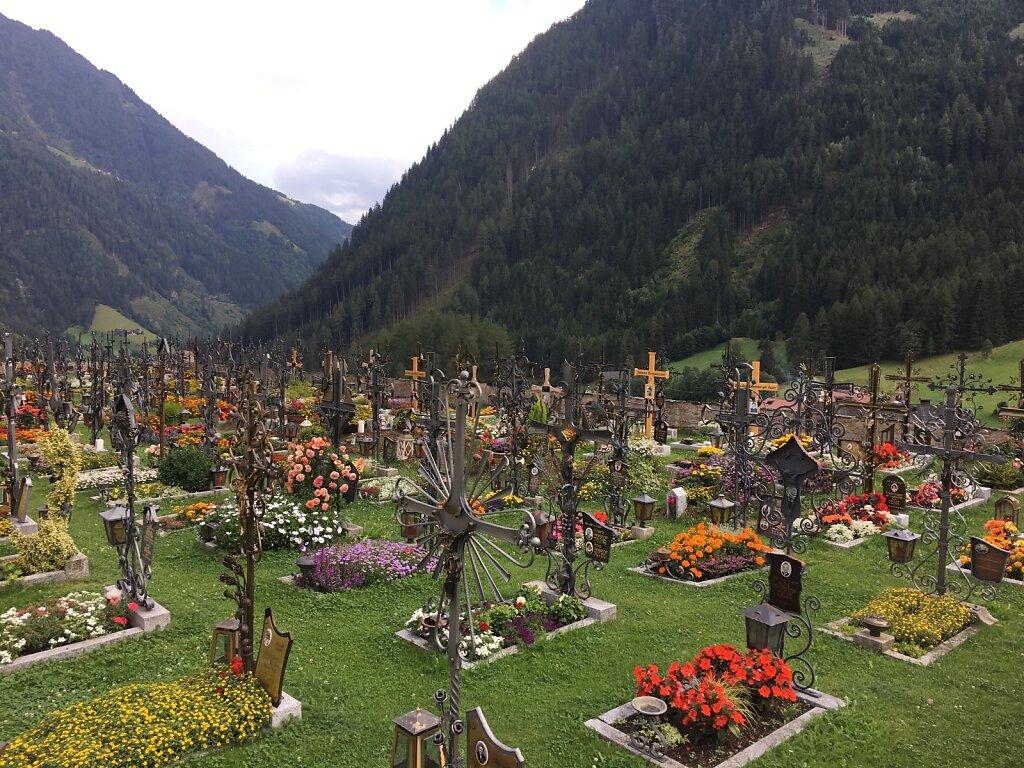10.08.2018 Friedhof Pfunders