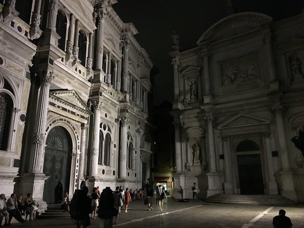25.08.2018 Venedig bei Nacht