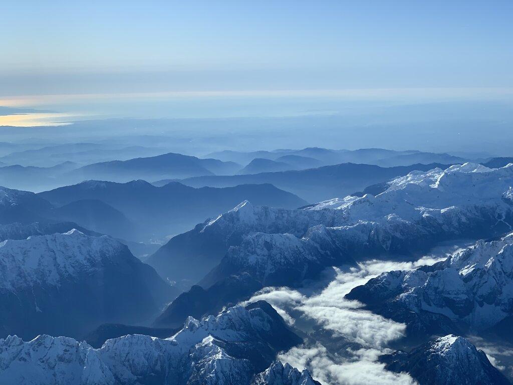 04.12.2019 München - Ljubljana | Karnische Alpen
