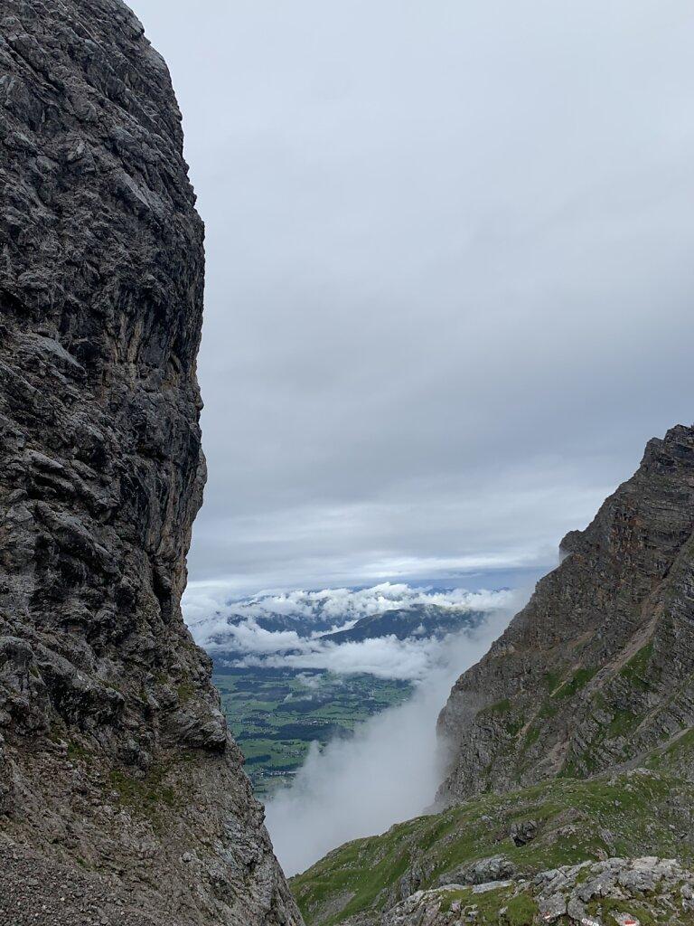 08.08.2021 Blick in's Tal