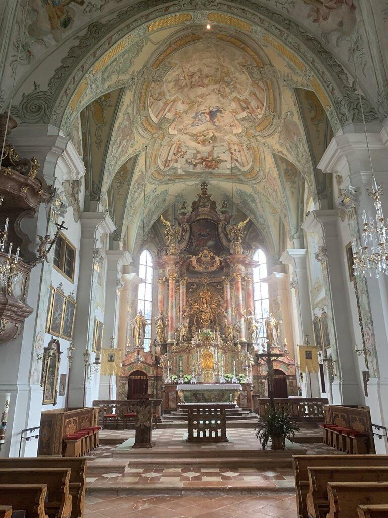 08.08.2021 Wallfahrtskirche Maria Alm