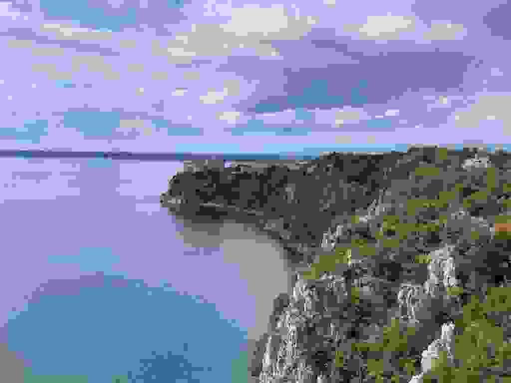30.08.2021 Das Schloß von Duino