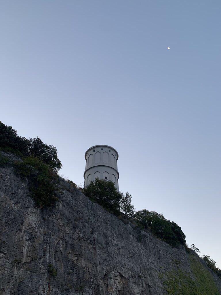 31.08.2021 Wasserturm an der Klippe