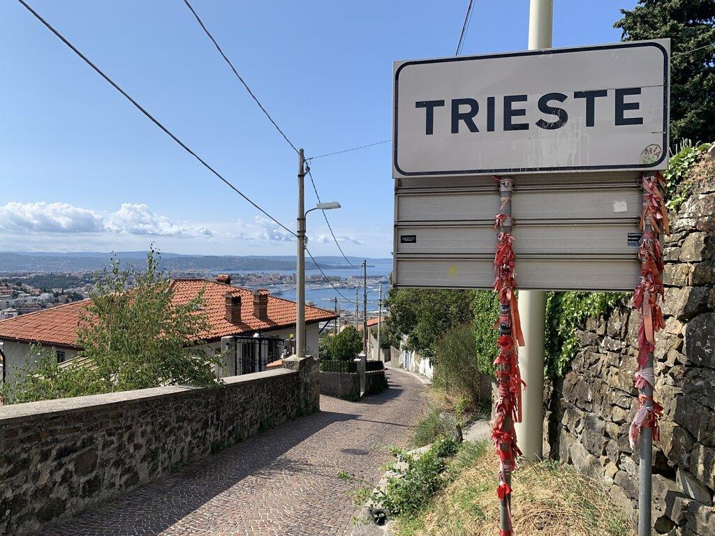 31.08.2021 Trieste!