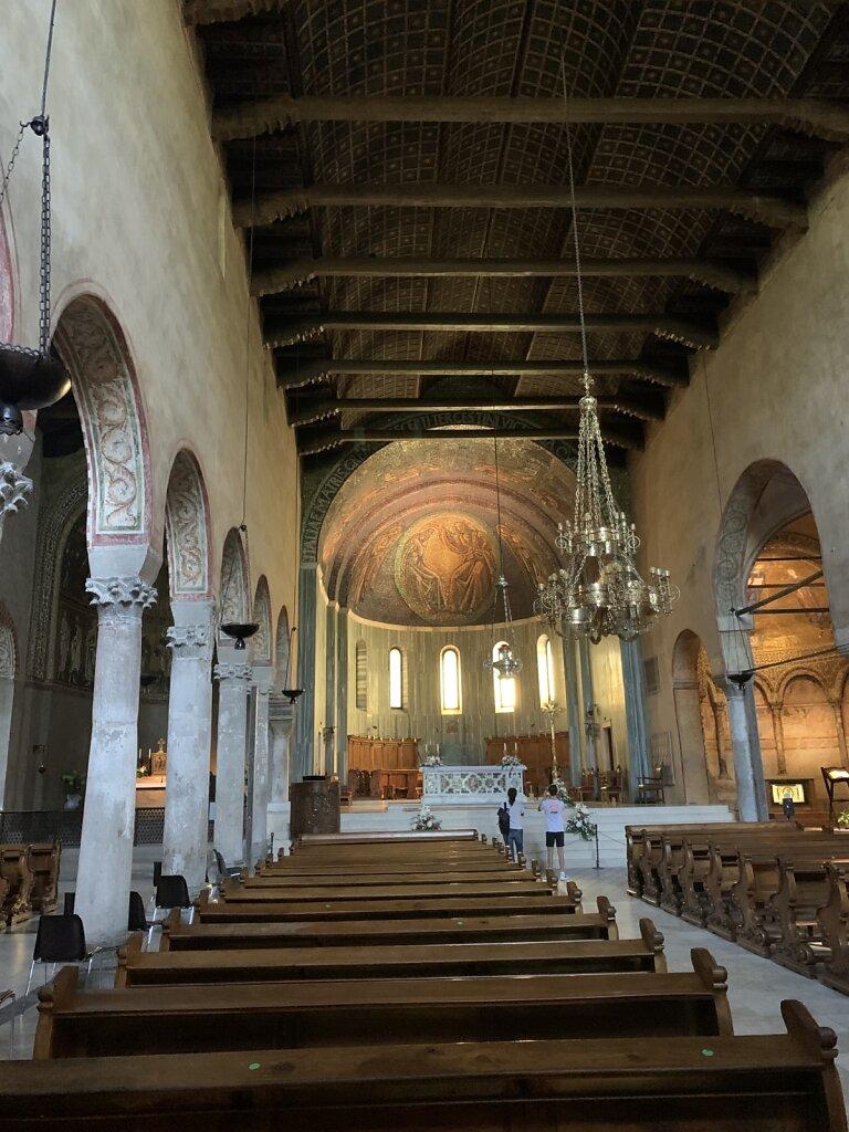 01.09.2021 Die Kathedrale von Triest
